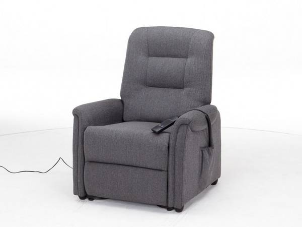 Fauteuil relax roulettes