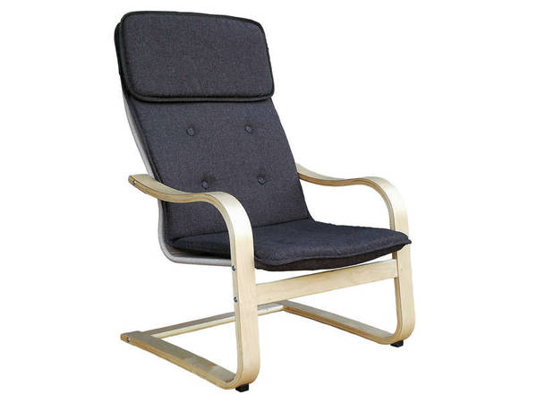 Fauteuil relax 2 places cuir