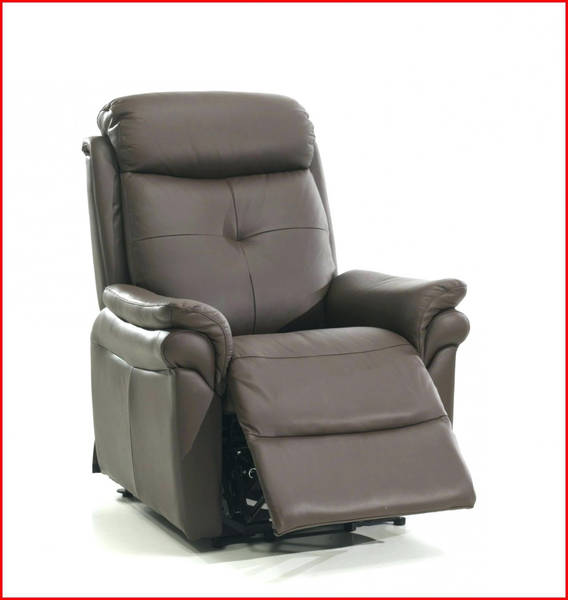 Fauteuil relax cuir la redoute