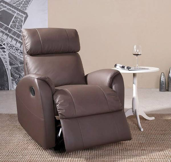 Fauteuil relax cuir occasion