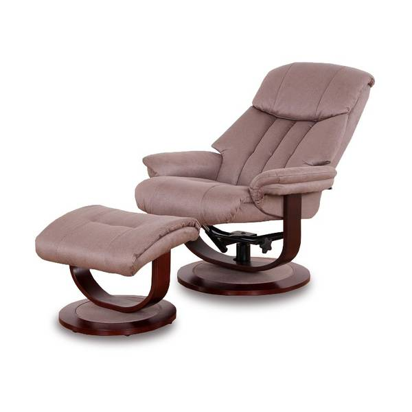 Fauteuil design relax cuir