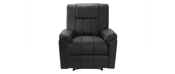 Fauteuil relax resine tressee