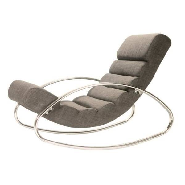 Fauteuil relax multipositions